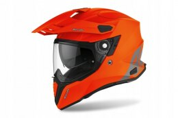 KASK AIROH COMMANDER COLOR ORANGE MATT