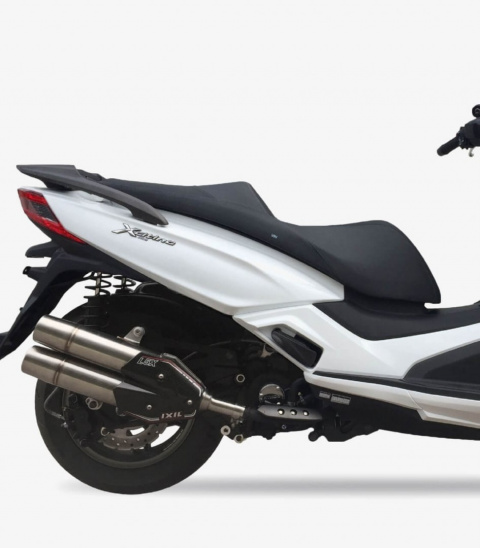 Tłumik IXIL KYMCO XCITING 300 typ L5X (SLIP ON)