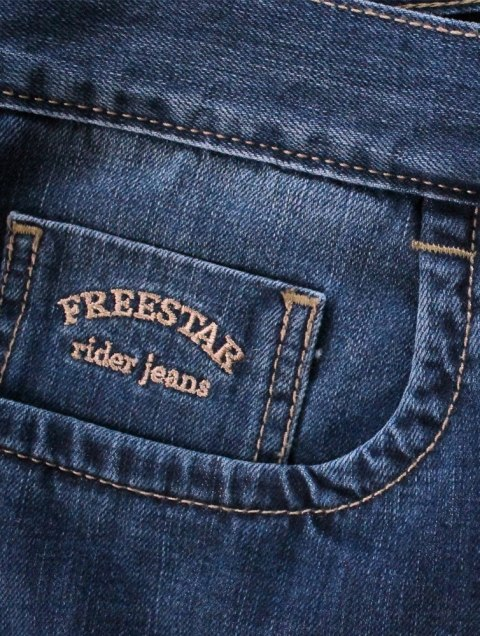 Jeansy Freestar Road Vintage