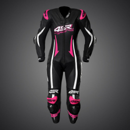Kombinezon 4SR Racing Lady Pink 020