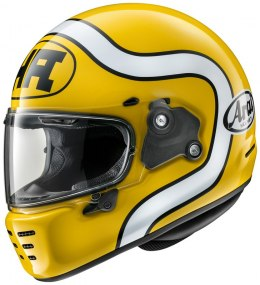 KASK ARAI CONCEPT-X HA YELLOW