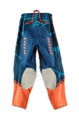 Spodnie KINI-RB Revolution Black/Blue/Orange