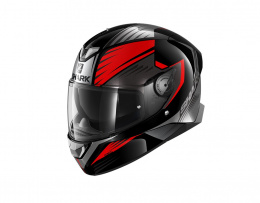 SHARK SKWAL 2 HALLDER BLACK RED ANTHRACITE