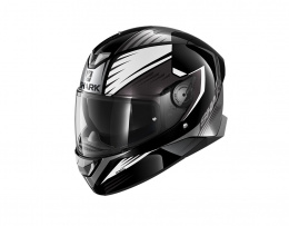 SHARK SKWAL 2 HALLDER BLACK WHITE ANTHRACITE