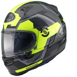 KASK ARAI QUANTIC FACE FLUOR YELLOW