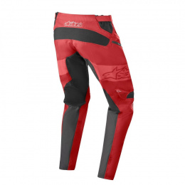 Spodnie Alpinestrars Racer Pants Burgundy Bright Red White