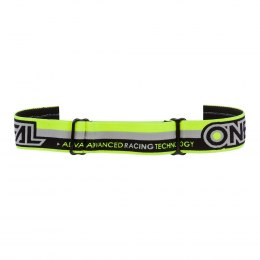 B-20 Gogle PROXY neon yellow/black - radium blue