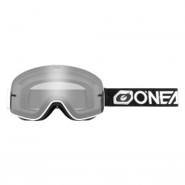 O'NEAL B-50 Gogle FORCE PRO PACK black/white-silver mirror