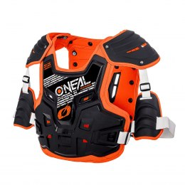 PXR Stone Shield Zbroja black/orange