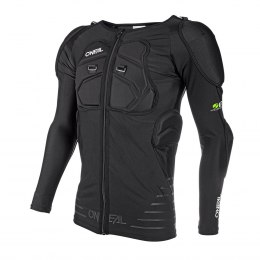 STV Long Sleeve Protector Koszulka black