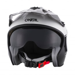 VOLT Kask CLEFT black/white