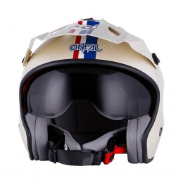 VOLT Kask HERBIE white/red/blue