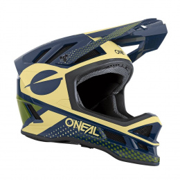 O'NEAL BLADE Polyacrylite Kask ACE blue/beige/green