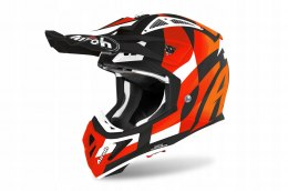 KASK AIROH AVIATOR ACE TRICK ORANGE MATT