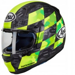 KASK ARAI PROFILE-V PATCH FLUOR YELLOW